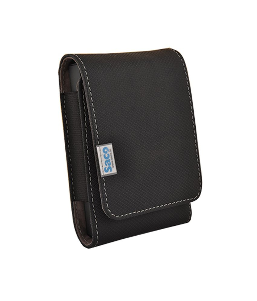 Saco-Hard-Disk-Wallet-For-Wd-My-Passport-Ultra-Metal-Edition-1tb-Hard-Disk-Black