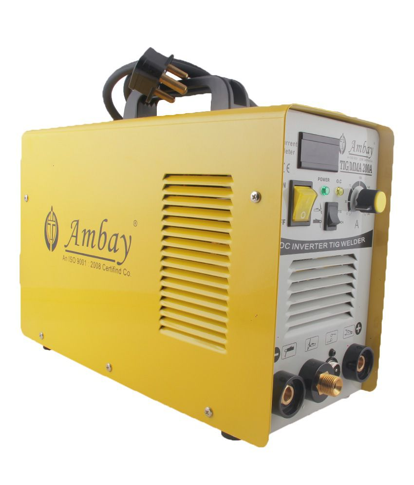 Buy Welding Machine 200 Amp Online at Low Price in India ...