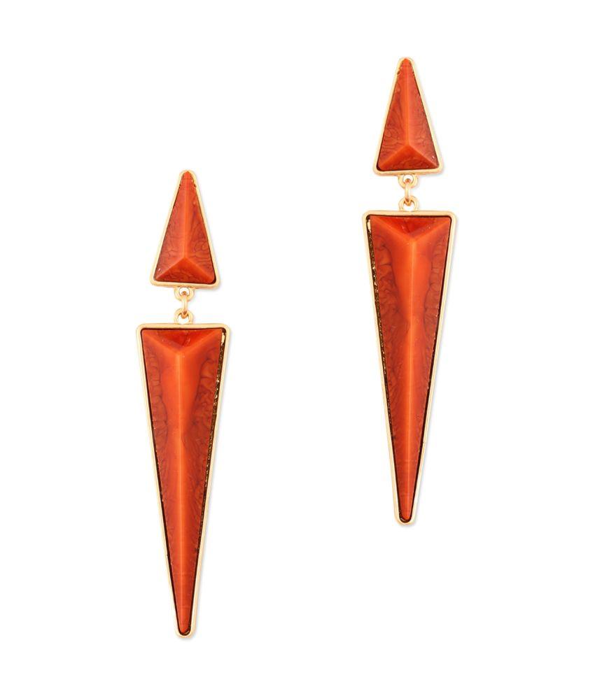 Circuzz Geometrics Hanging Earrings