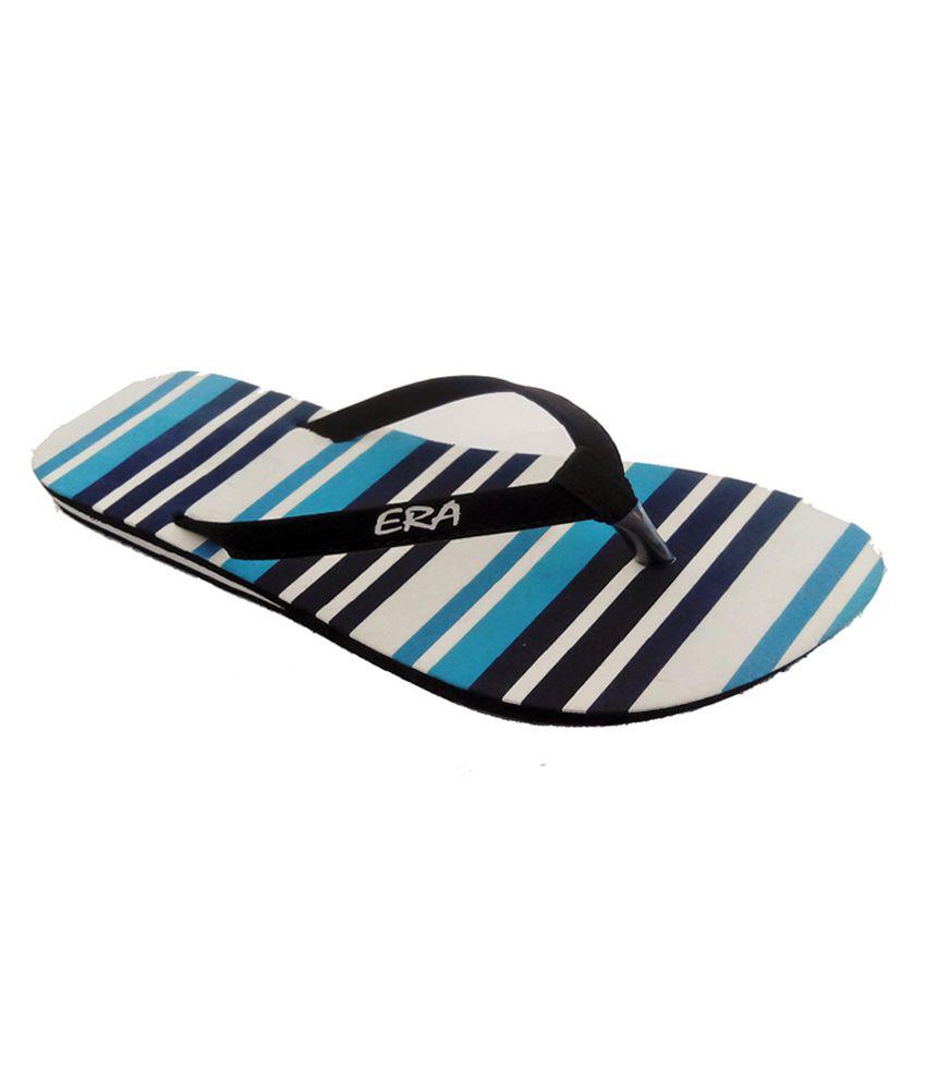 ERA Blue Slippers