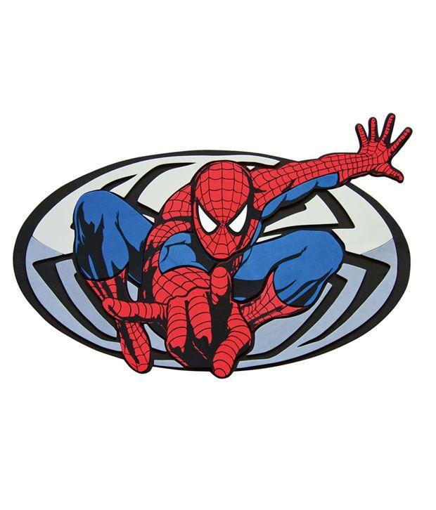 Decofun Spiderman Foam Wall Decor Buy Decofun Spiderman