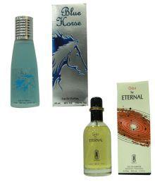 Eternal Combo Of Men's Blue Horse Perfume And Orbit Perfume