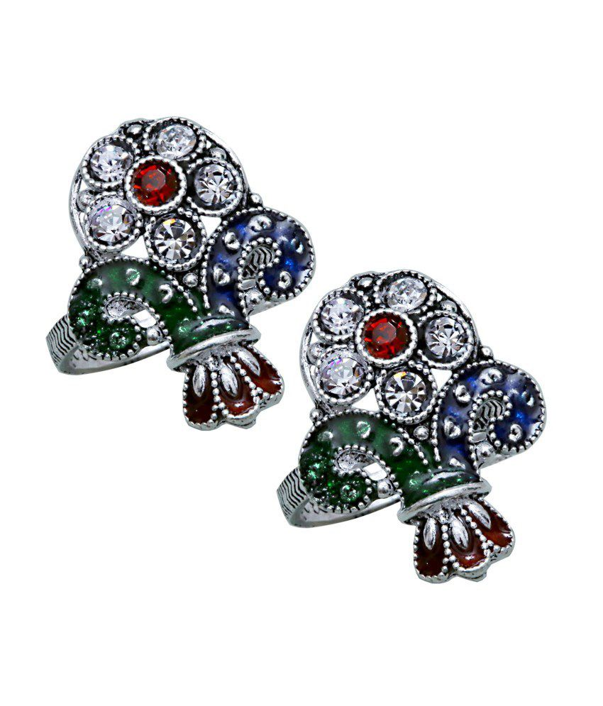 Buy Silver Ring For Man Online