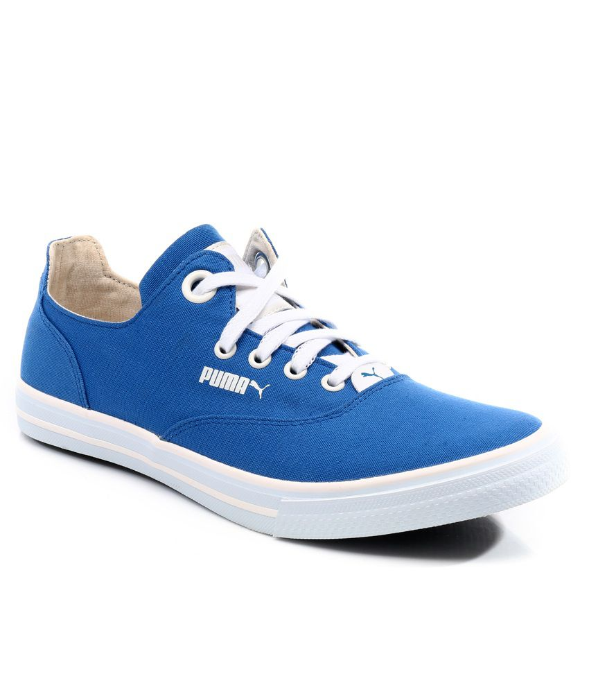 Puma Blue Lifestyle & Sneaker Shoes Art SP35952702 - Buy ...