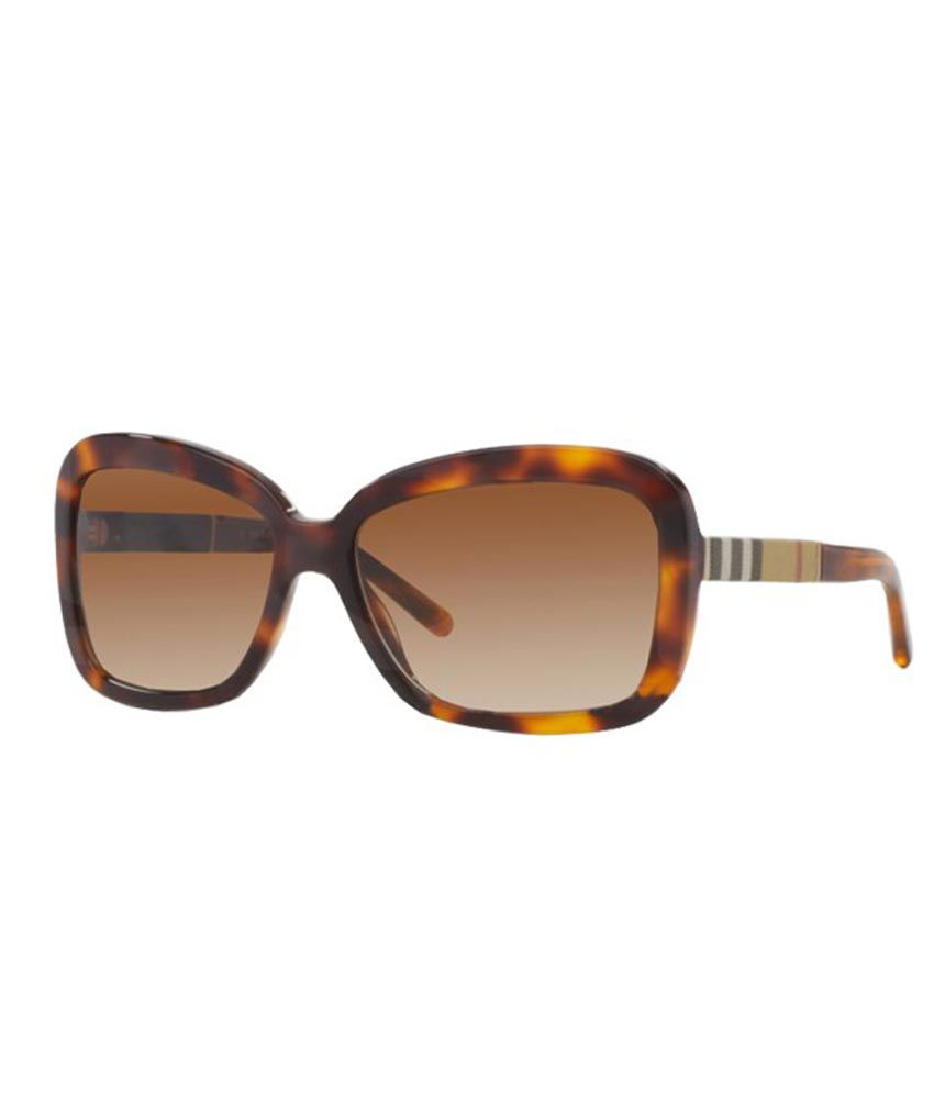 77f504efb528 Burberry B-4173-3316-13 Designer Sunglasses For Women - Buy Burberry  B-4173-3316-13 Designer Sunglasses For Women Online at Low Price - Snapdeal