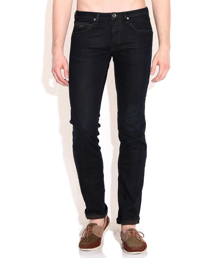 GAS Blue Mitch Fit Jeans