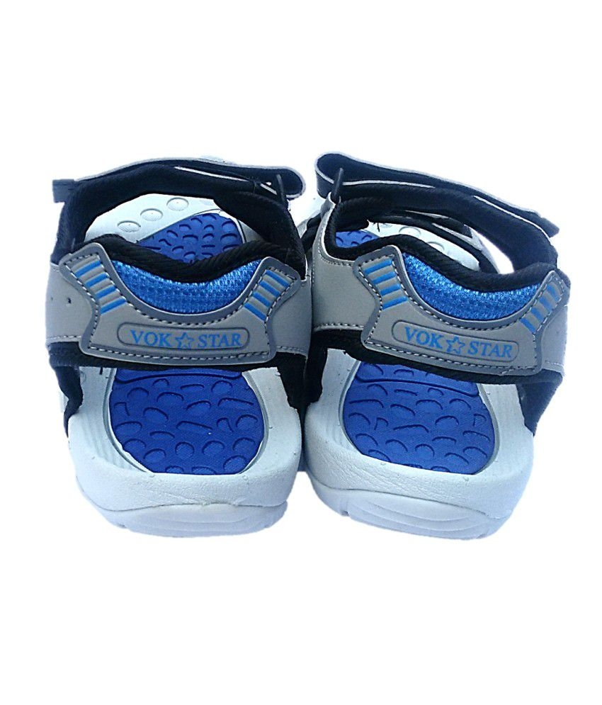 4e37f2b0c49 Vok Star Blue Floater Sandals - Buy Vok Star Blue Floater Sandals ...