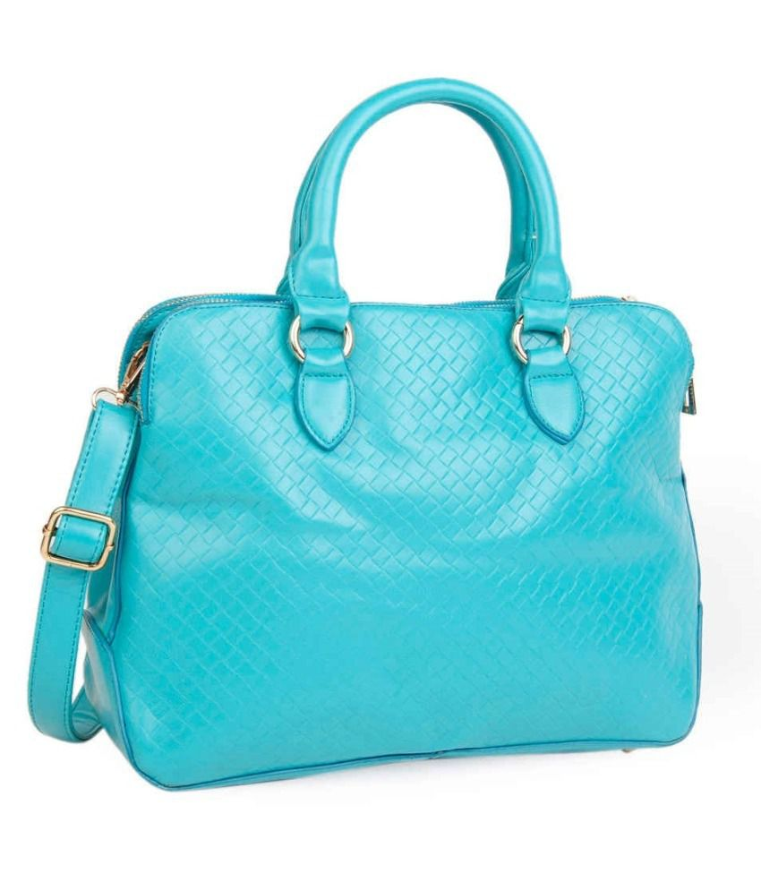 ADISA Green Shoulder Bags For Women