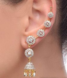 Nd Hand Diamond Stud Earrings