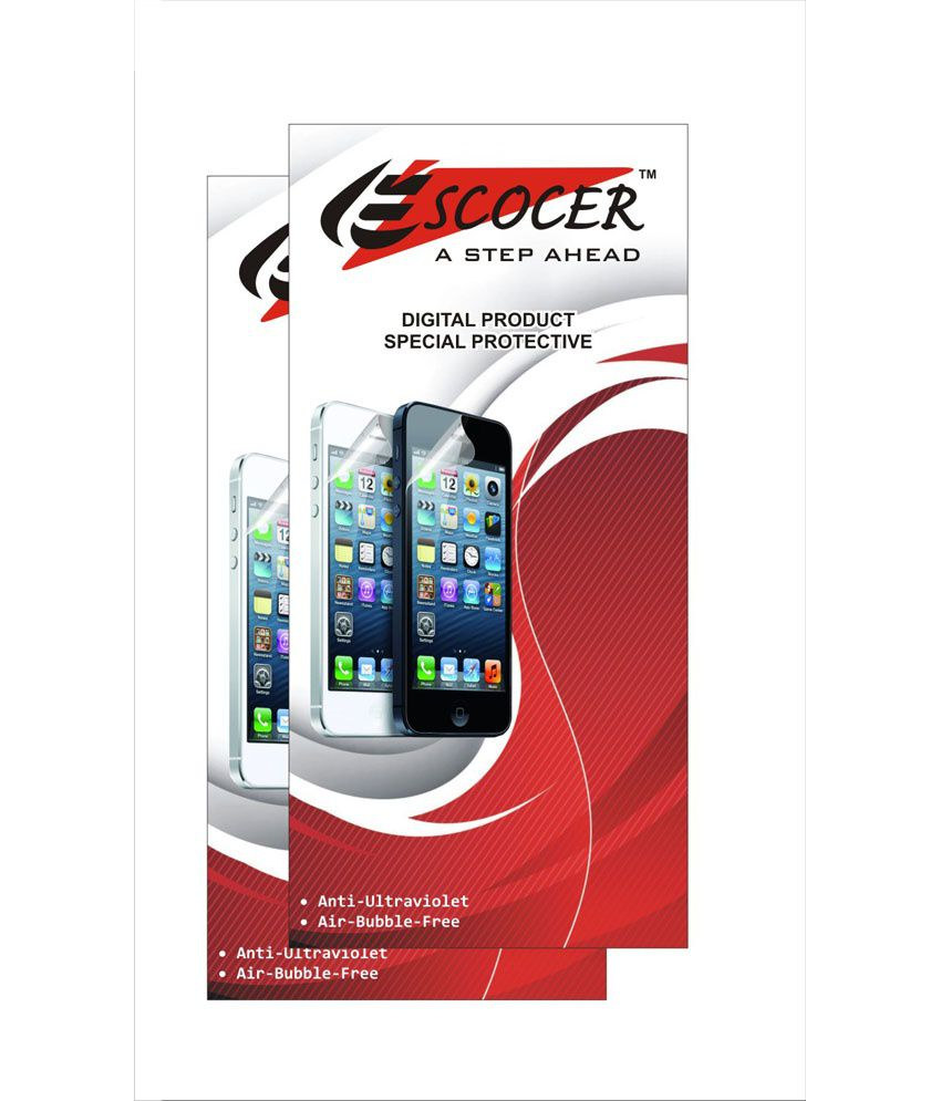 Asus Zenfone 4 A400 Cg Clear Screen Guard by Escocer