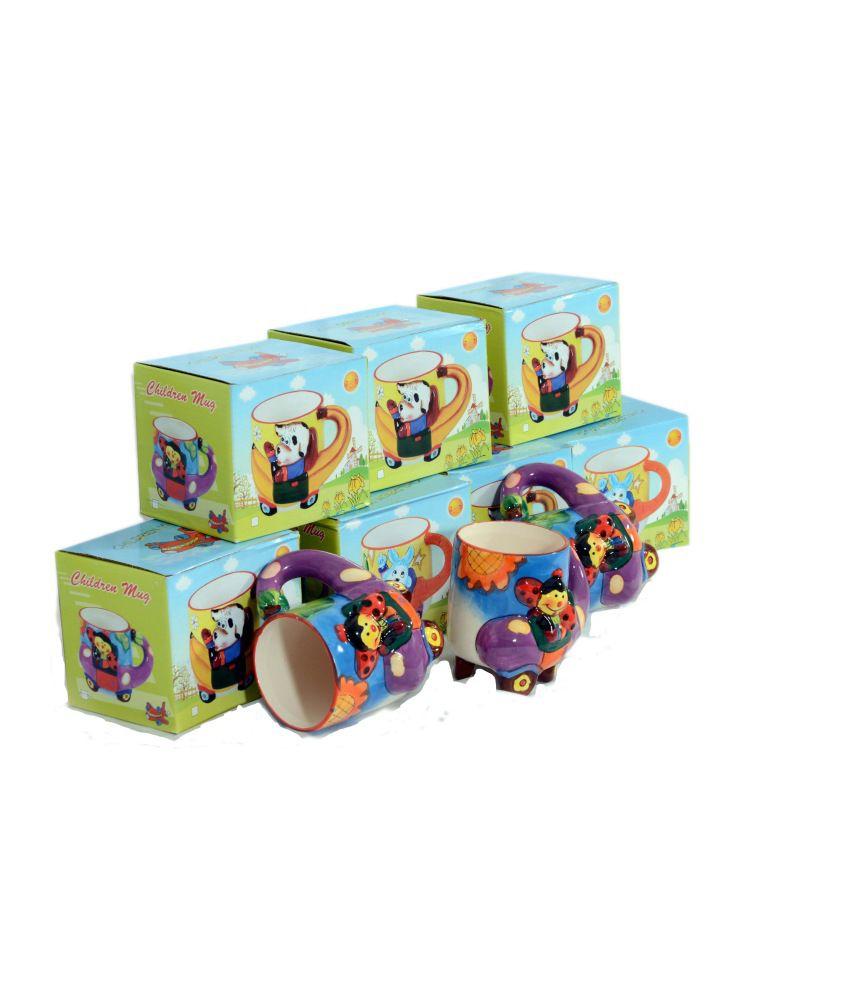 Bedazzle Birthday Return Gift Mugs Set Of 15