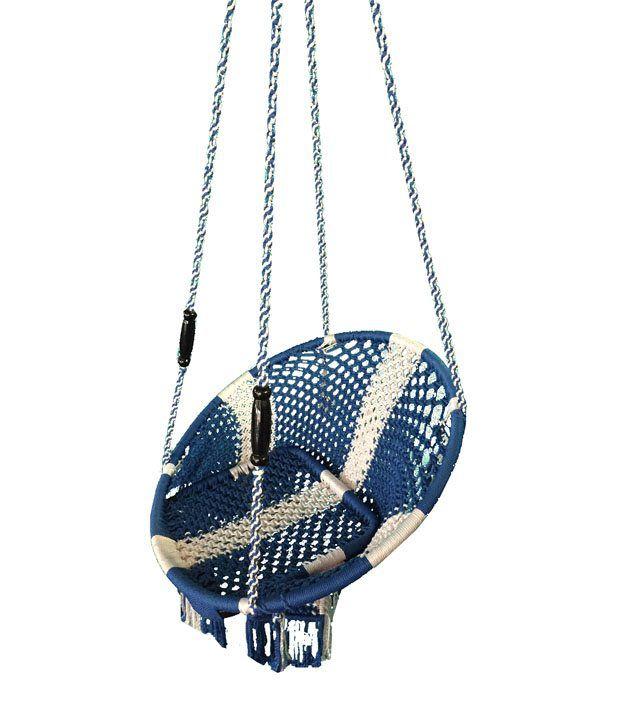 Kaushalendra Hanging Hammocks nylon single Patio Chair ...