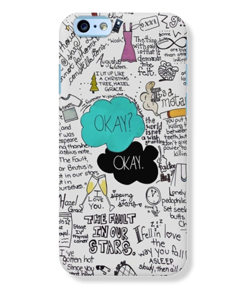 Astrode The Fault In Our Stars Back Cover For Apple Iphone 6 - Buy ...