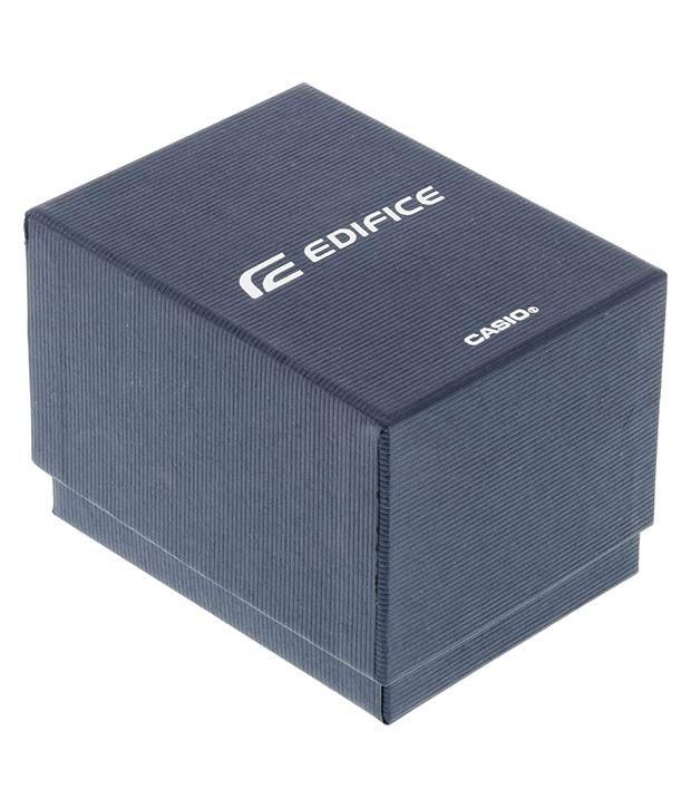 f484a7d5707a Casio Edifice Chronograph EFR-533BK-1AVUDF (EX142) Men s Watch - Buy ...