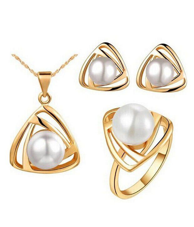 Design Pearl Ring Online
