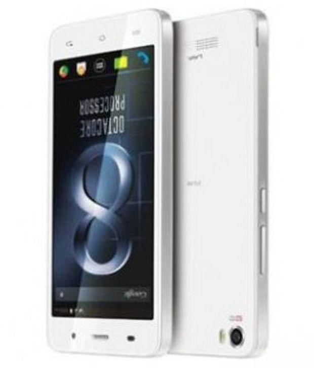 buy popular 88d73 28ee5 iCopertina Lava Iris X8 Premium Transparent Back Cover Back Cover Cases