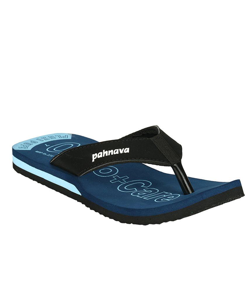 f73143250e0 Pahnava Orthocare Navy Sky Blue Flip Flop Price in India- Buy Pahnava  Orthocare Navy Sky Blue Flip Flop Online at Snapdeal