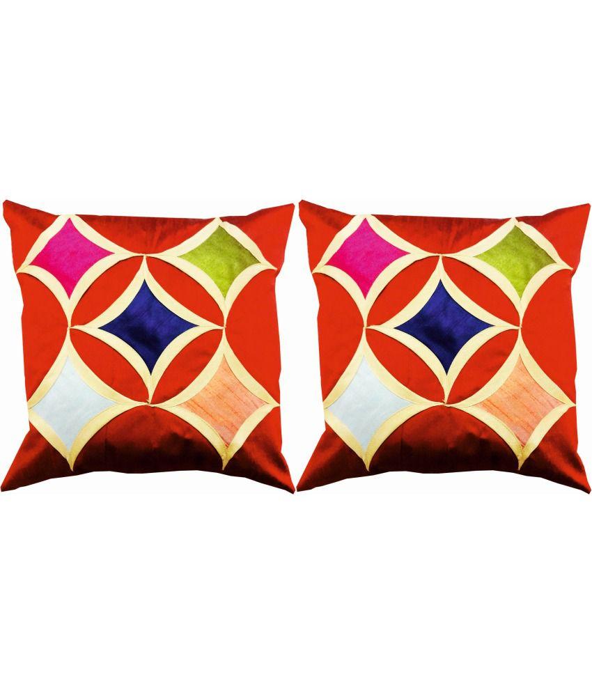 Dream Care Designer Cushion Cover-Set Of 2 Pcs