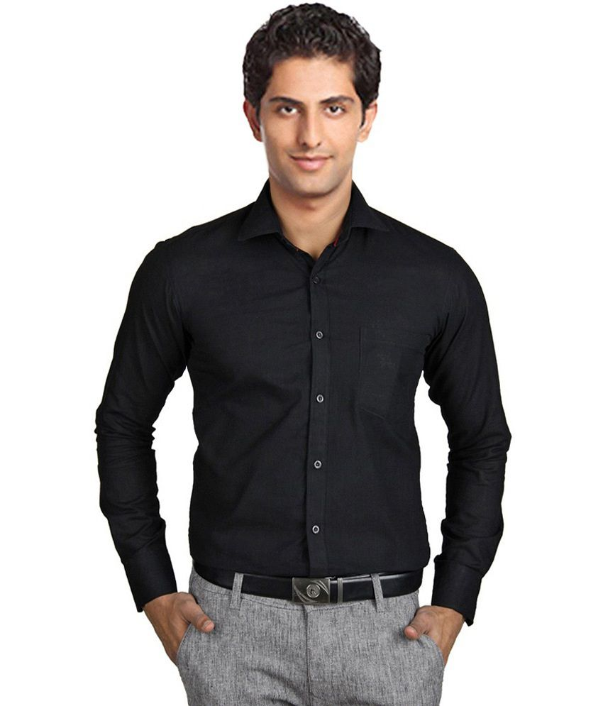 Unique for men Blue, Black, Brown, Navy Shirts Combo - Buy Unique ...