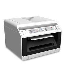 Panasonic Multifunction Printer KX-MB-2120SX Without Handset - white