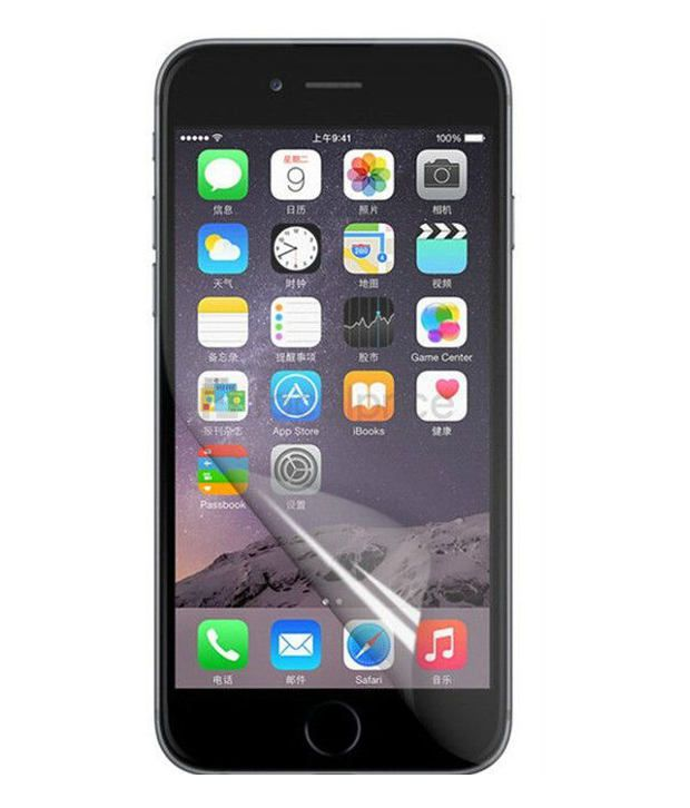 Apple iPhone 6 Clear  Screen Guard by M-Zone