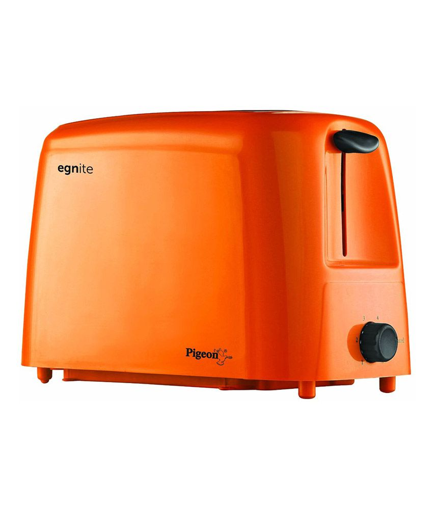 Orange Kitchen Appliances