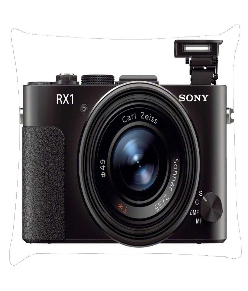 Snoogg Sony Camera Cushion Cover
