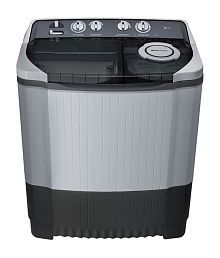 LG 8.5 Kg P9562R3SA Semi Automatic Washing Machine - Royal Gray