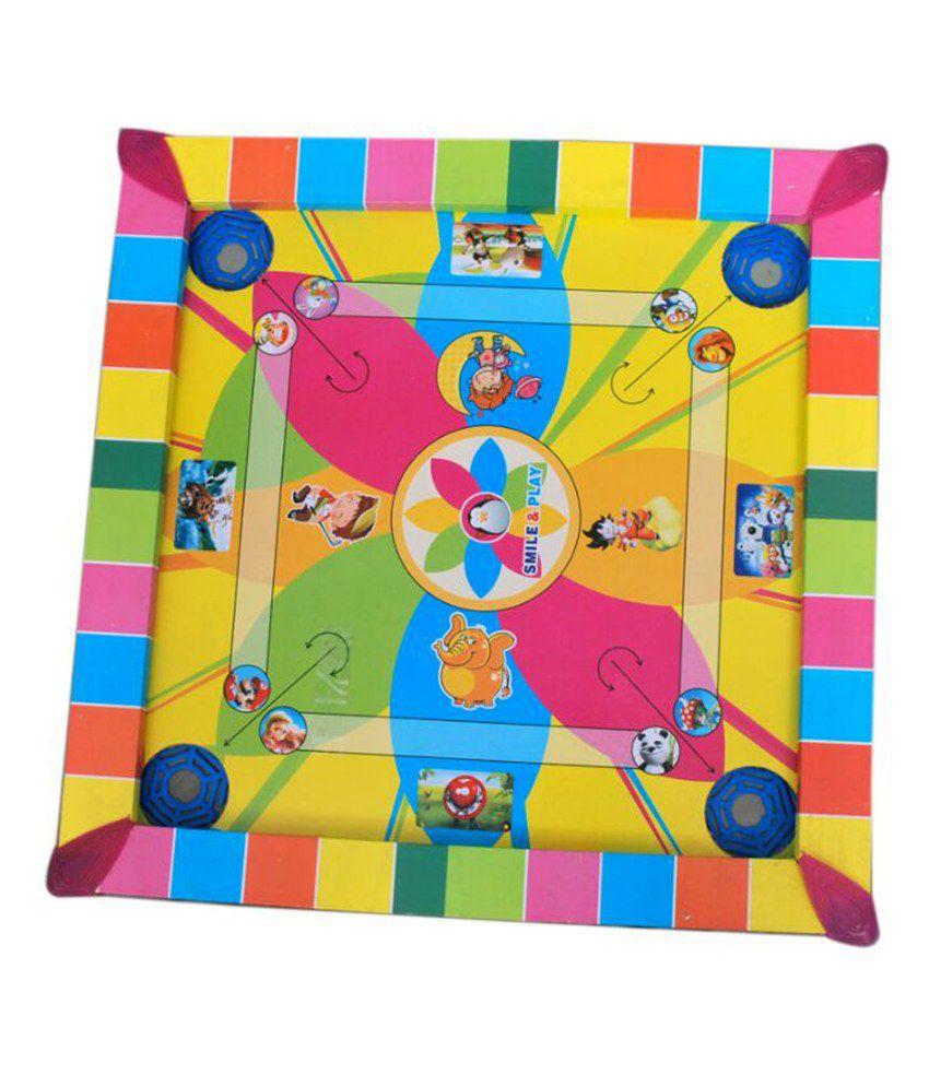 Arkey Enterprises Carrom Board For Kids - Buy Arkey ...