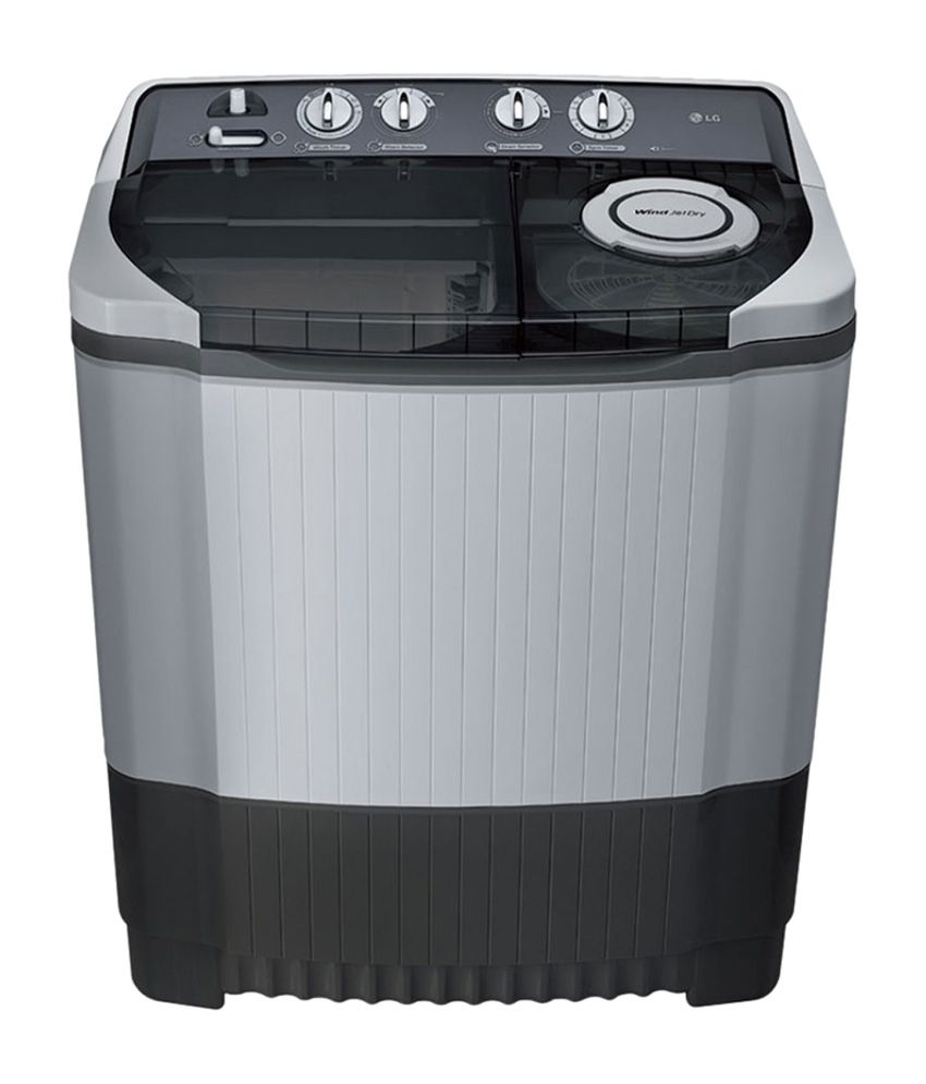 LG 8.5 Kg P9562R3SA Semi Automatic Washing Machine - Royal...