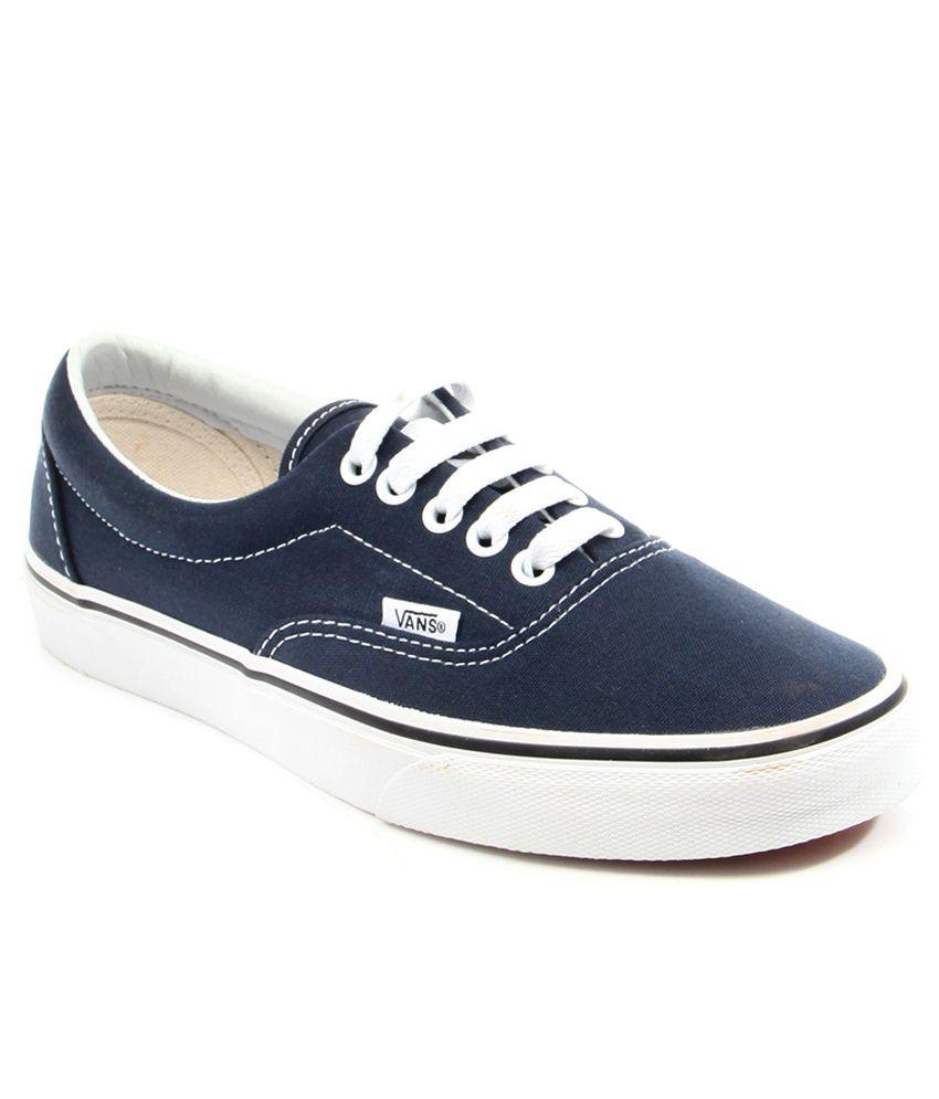 VANS Navy Smart Casuals Shoes - Buy