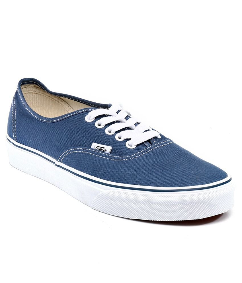 VANS Navy Smart Casuals Shoes - Buy VANS Navy Smart Casuals Shoes ...