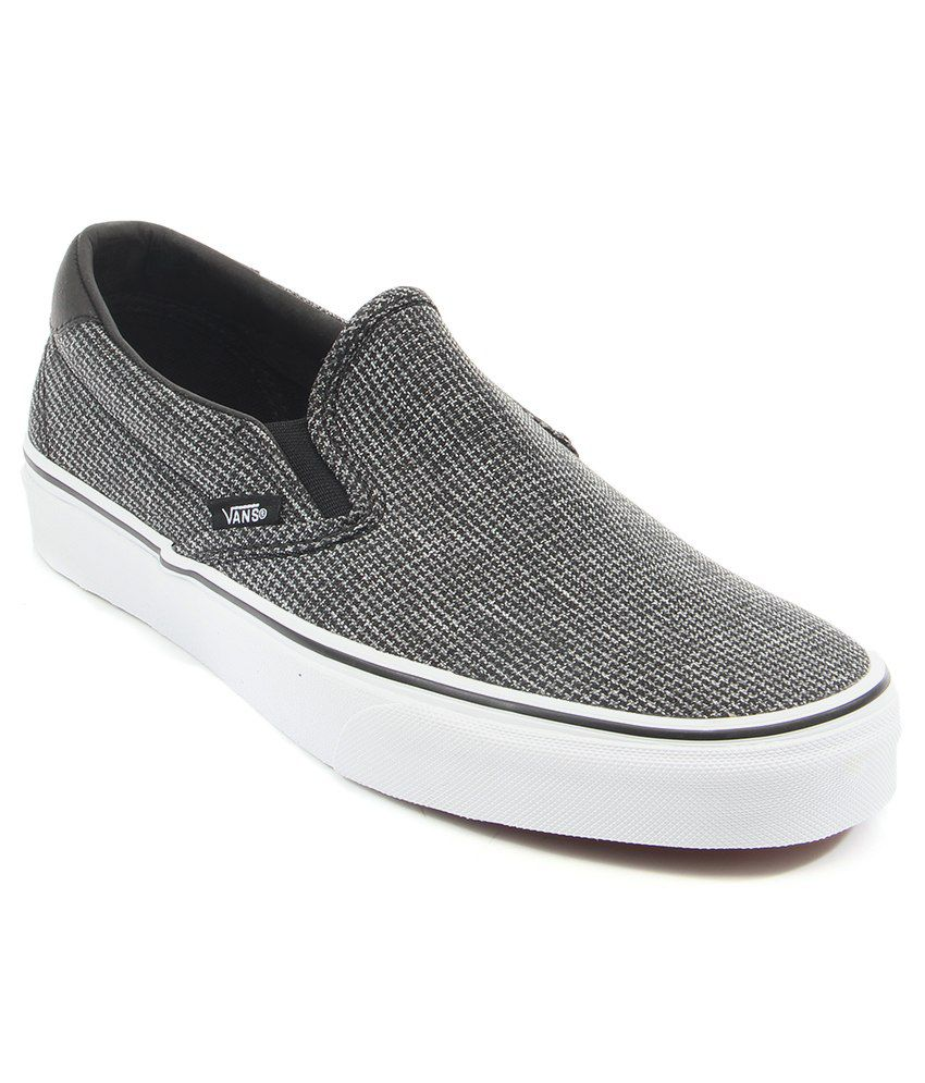 bffb1e6915 VANS Slip-On 59 Black Casual Shoes - Buy VANS Slip-On 59 Black Casual Shoes  Online at Best Prices in India on Snapdeal