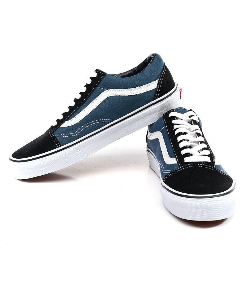 c8332b61d90 VANS Navy Sneaker Shoes - Buy VANS Navy Sneaker Shoes Online at Best ...