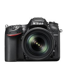Nikon D7200 with 18-140mm Lens