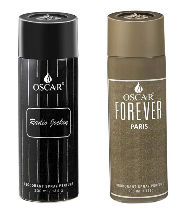 Oscar Combo Of Radio Jockey And Forever Paris Deodorant