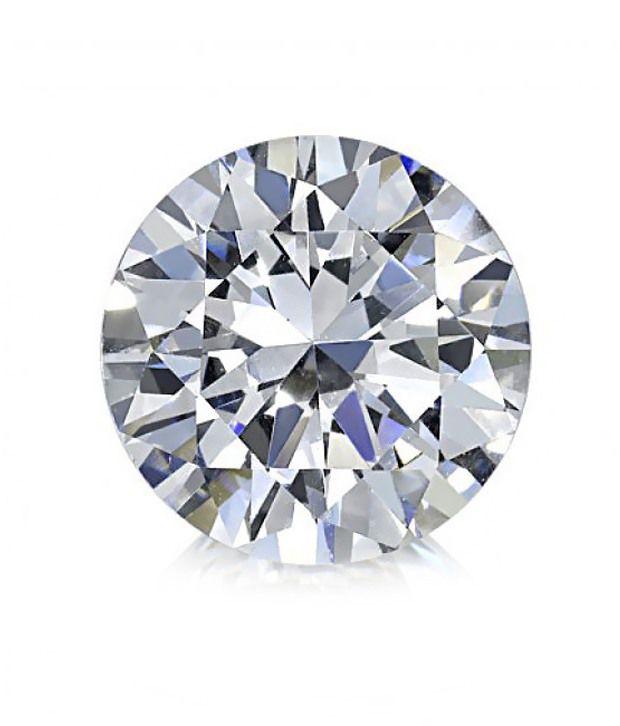 Saloni Jewels Round Brilliant Cut 0.4 Ct Diamond - 20 Pcs