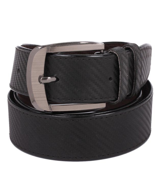 Tryzion Men Exclusive Black Chatai And Brown Chatai Belt Combo