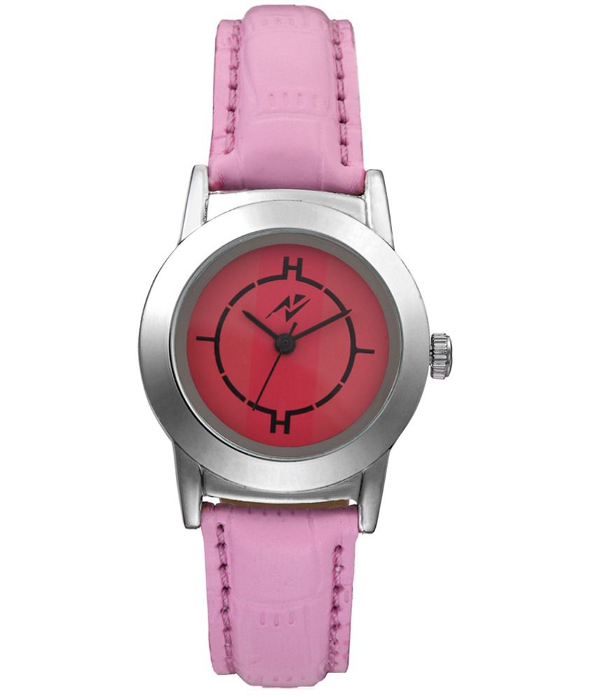 Yepme Zenipher Pink Watch For Women