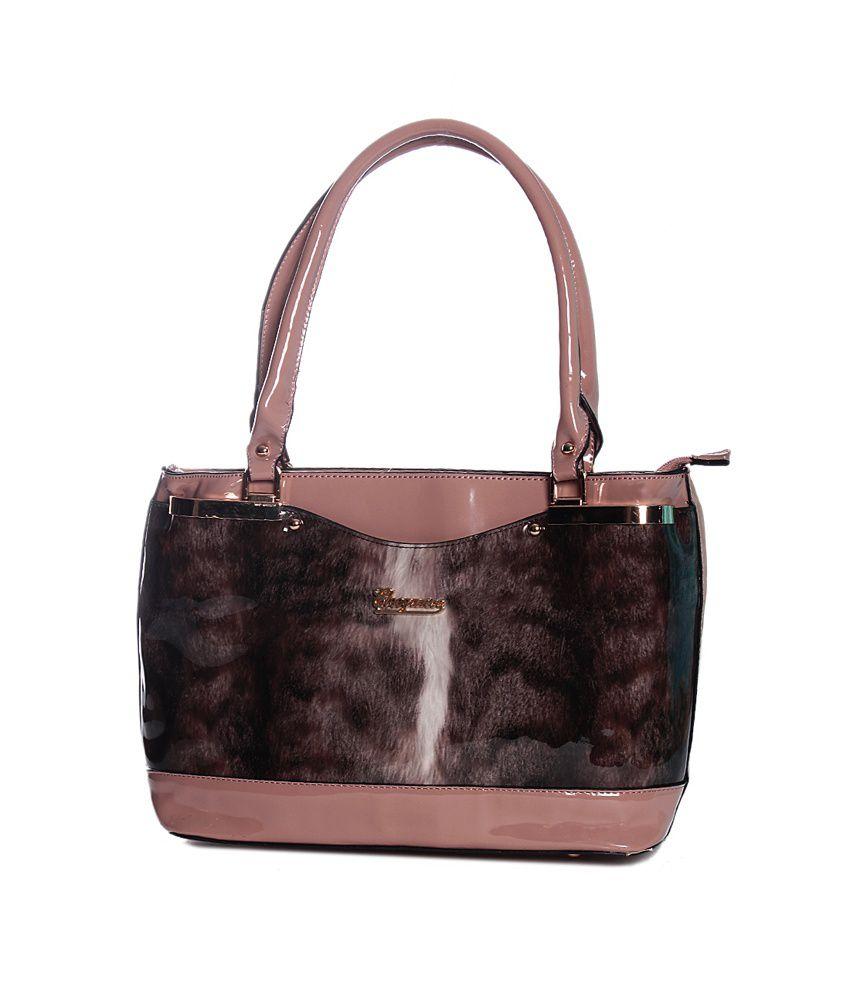 Eleegance Black Shoulder Bag