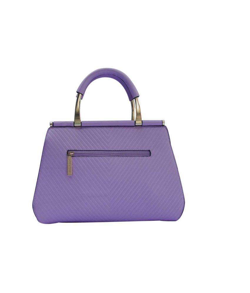 Ver Mayo Purple Shoulder Bag