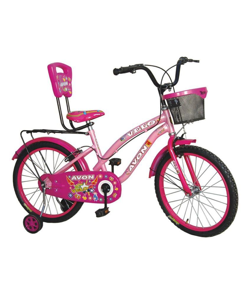 Avon Velo 20t Pink Girls Bicycle Kids Bicycles Girls Bicycle Buy