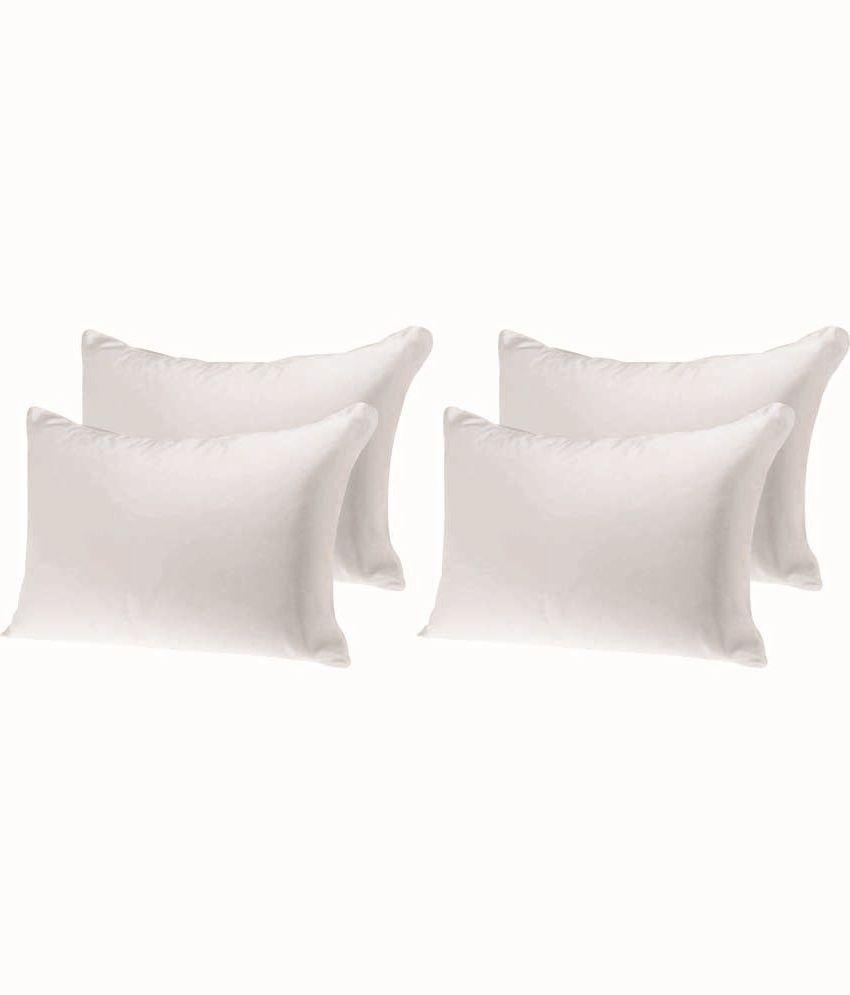 JDX Reliance Fibre White Soft Pillow