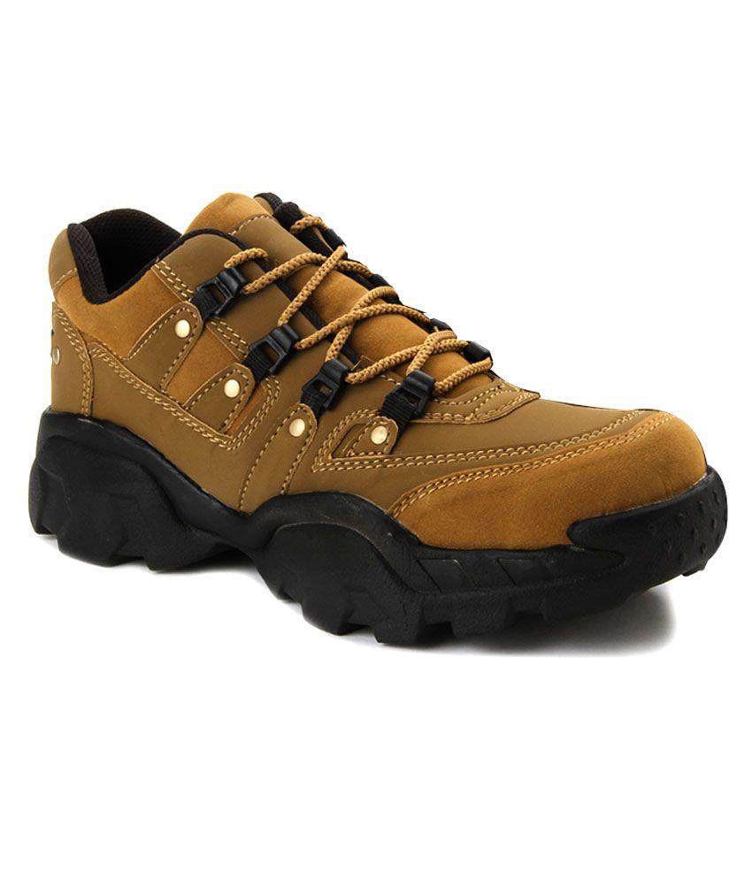 Andrew Scott Men Tan Boots