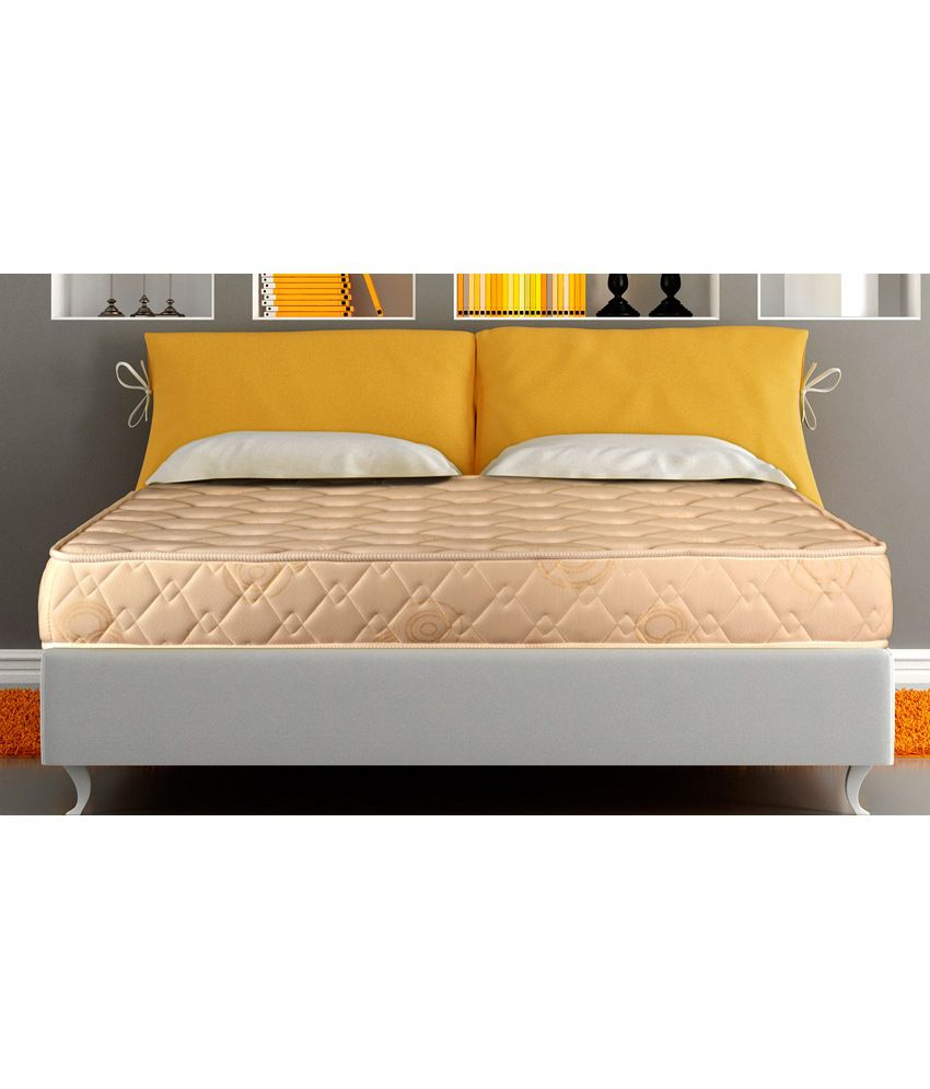 kurl on mermaid 5 inch queen size foam mattress 72x60x5 buy kurl on mermaid 5 inch queen size. Black Bedroom Furniture Sets. Home Design Ideas