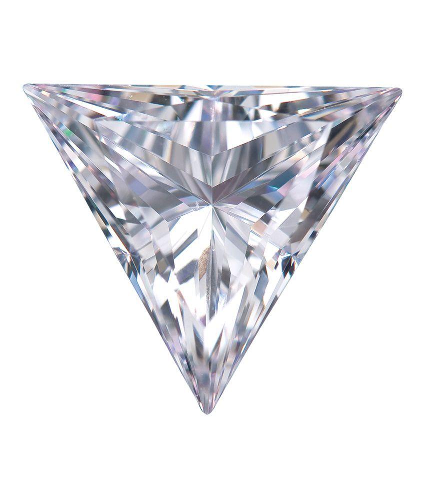 Diamond Nexus India Lab Created Loose Diamonds,1.45 Ct Triangle Cut,D-Color,IF Clarity,AIG Certified(USA)