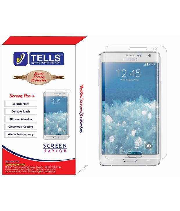 Samsung Galaxy A7 Matte  Screen Guard by Tells