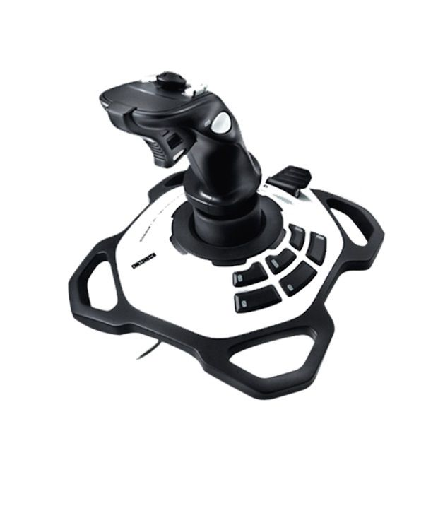 Buy Logitech Extreme 3d Pro Joystick Online At Best Price In India