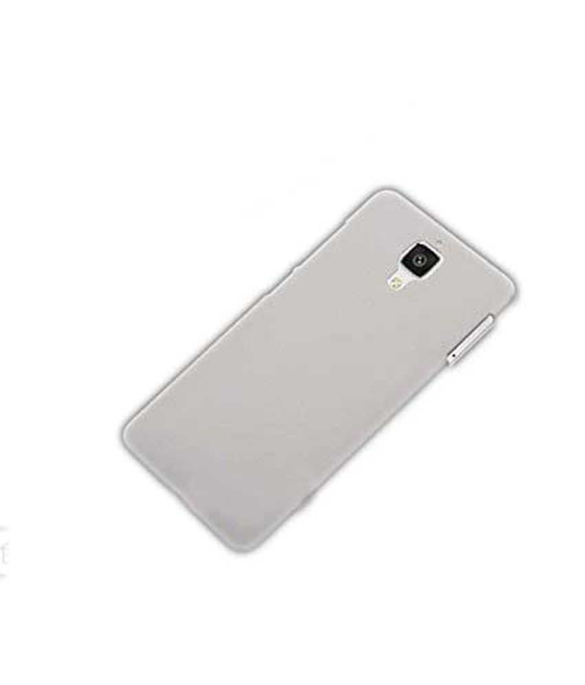 buy popular 36adc 2a982 Coversncases White Rubberized Matte Finish Hard Back Cover Case For ...