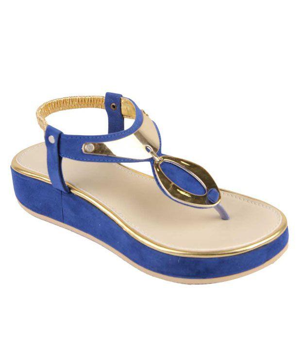 Ajay Footwear Brown Heeled Slip-On